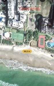 Lindo e Recém Reformado apartamento na Praia Brava a vista de pájaro
