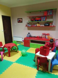 The kid's club at GRAND MONASTERY Hotel Apartments
