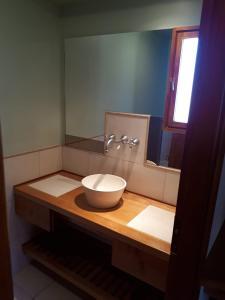 Un baño de Casa Pérez