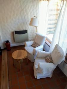 Un lugar para sentarse en Casa Pérez