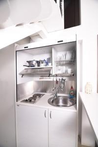 Cucina o angolo cottura di Entechnos Living