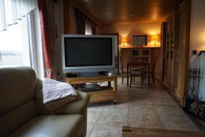 TV/Unterhaltungsangebot in der Unterkunft Ferienwohnung Grimmelmann