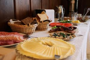 Jedzenie w apartamencie lub w pobliżu