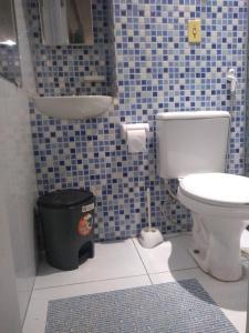 A bathroom at ESPAÇO BRASIL LEGAL