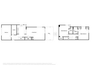 The floor plan of Find your happy place on Hilton Head Island! villa