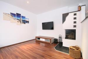 TV/Unterhaltungsangebot in der Unterkunft Haus Magdalena