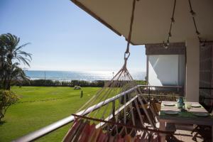 Gavamar Castelldefels Beachfront Apartment- Direct access to the beach