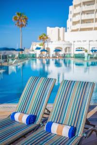 Piscine de l'établissement Santa Barbara Golf and Ocean Club By Diamond Resorts ou située à proximité