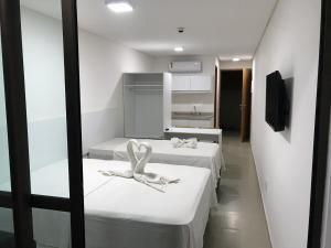 Um banheiro em Manawa Beach Flat by AFT