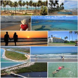 A piscina localizada em Flats Praia do Paiva ou nos arredores
