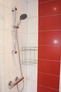 A bathroom at Fontaine des Prés