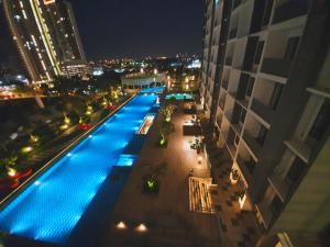 A view of the pool at Luminari Premium Suite x Merveille @ Butterworth or nearby