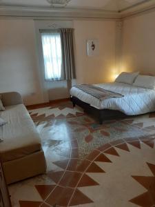 Letto o letti in una camera di Subretia Residenze Di Campagna