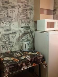 Кухня или мини-кухня в Квартира однокомнатная