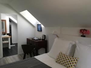 Un ou plusieurs lits dans un hébergement de l'établissement une vision singulière