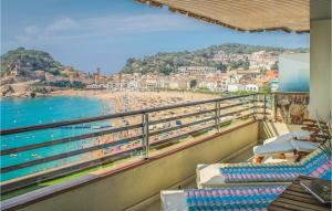 Stunning apartment in Tossa de Mar w/ WiFi and 4 Bedrooms