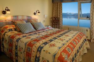 Una cama o camas en una habitación de Departamento Costanera