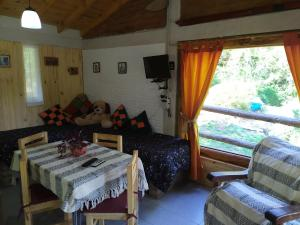 Un lugar para sentarse en Aitue Casas De Vacaciones