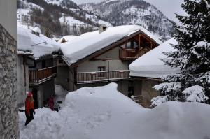 Casa Grande during the winter