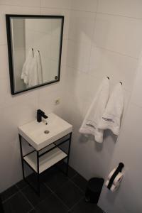 Een badkamer bij Wijnberg Appartementen