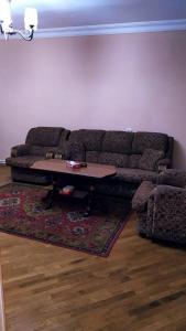 A seating area at Sara&Aram Apartments