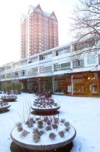 Citystudios during the winter