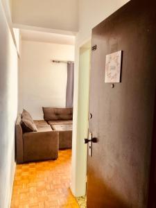 A bathroom at Localização Privilegiada- Centro de Guarapari - WI-FI
