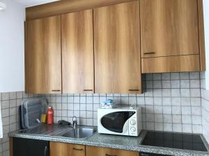 Cucina o angolo cottura di Casa Franceschini