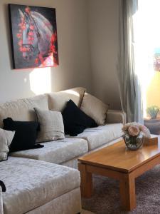 Zona de estar de Duquesa Village Seaview Costa del Sol