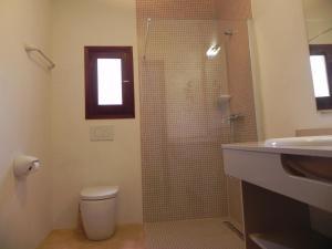 A bathroom at Viviendas Turísticas Vacacionales Allida