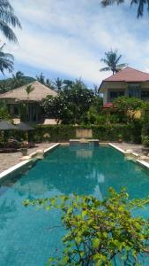 The swimming pool at or close to Secret Garden Villa