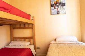 Litera o literas de una habitación en VIP Apartments Chile