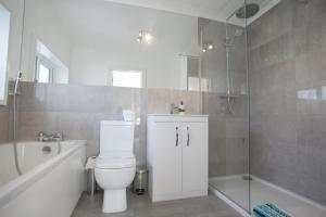 A bathroom at Large Detached House