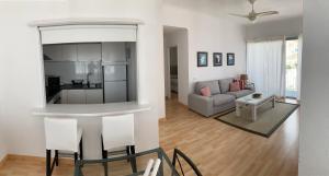 Zona de estar de Apartamentos Bruja