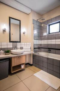 A bathroom at CAG The Vantage Rosebank