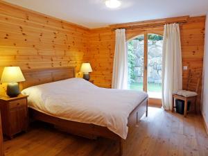 Ein Bett oder Betten in einem Zimmer der Unterkunft Apartment Onyx 3