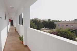 A balcony or terrace at Apartamentos Pou Des Pujols