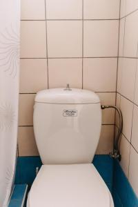 A bathroom at Best House, Nirvana II, Patra
