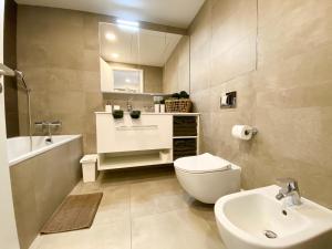 Ванная комната в Hamberger Living