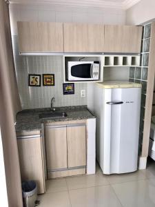 A kitchen or kitchenette at Garvey Flats