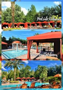 The swimming pool at or close to Magical Vacations at Tuscana Resort
