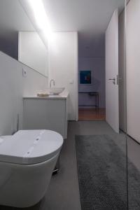 Uma casa de banho em Domum