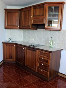 A kitchen or kitchenette at Helena VIP Villas and Suites - Half Board