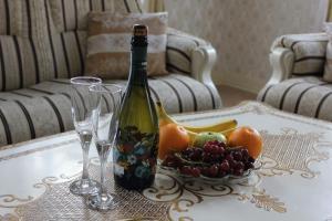 Nápoje v ubytování Apartment Luxury Nostalgia