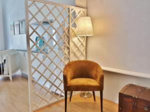 A seating area at Douro Apartments - Ribeira