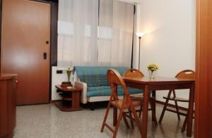 Area soggiorno di Apartments Rho Fiera