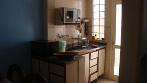 Casa no Peróにあるキッチンまたは簡易キッチン