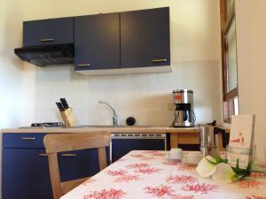 Cucina o angolo cottura di Residence Paradiso