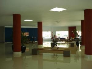 The lobby or reception area at Apartamento Riviera Park