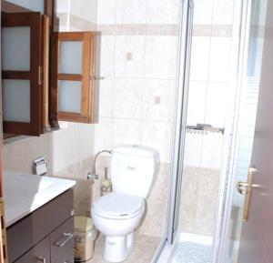 Ένα μπάνιο στο Hotel Dryades